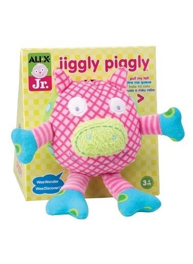 Alex 1902 Jiggly Piggly Sevimli Domuzcuk Renkli Renkli